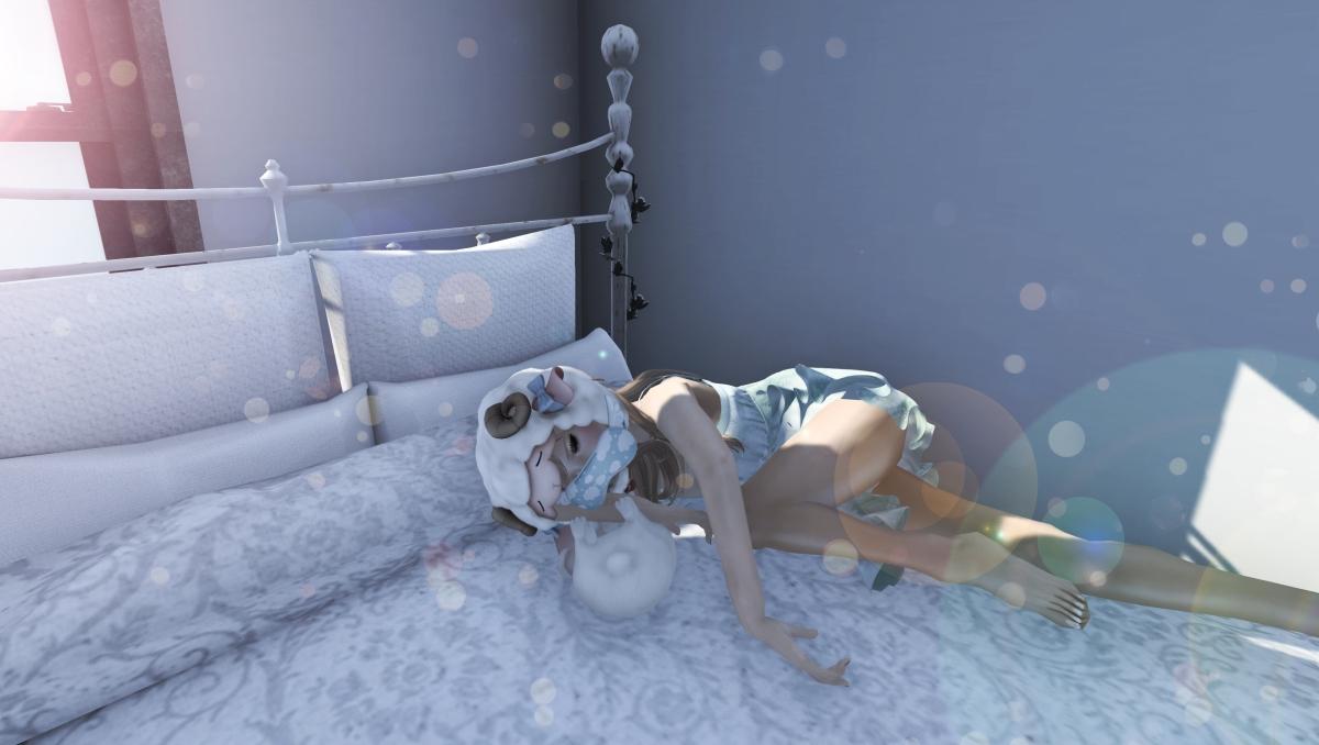 I ♥ Sleeping